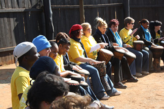 interactive-drumming