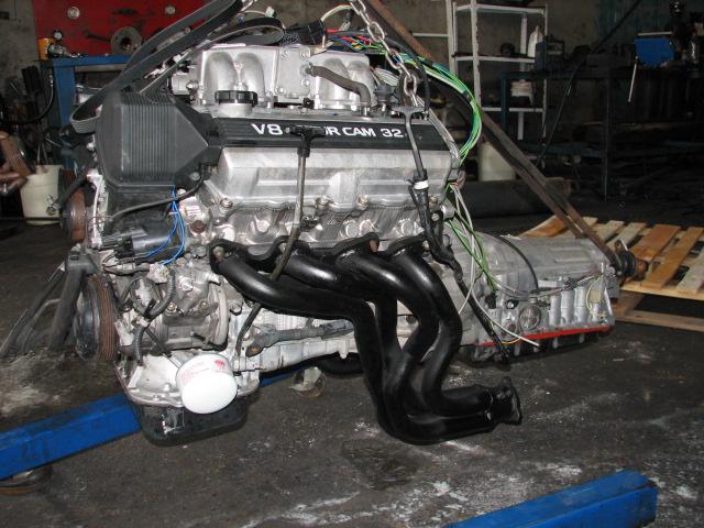 Bench Tested 1UZ Lexus V8 Engines – Lexus V8 Conversion Wiring