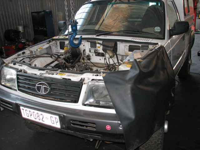 Tatta Lexus V8 Conversion.