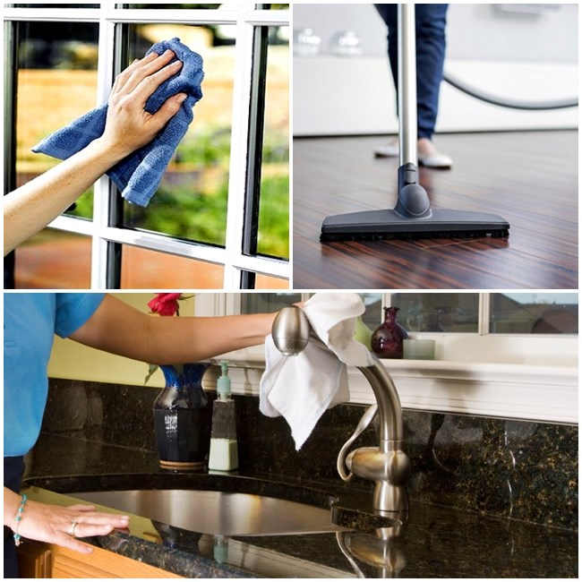 Mint Cleaning Services Home: Home & Domestic Cleaning Services
