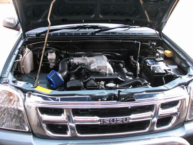 Isuzu DC Lexus V8 Conversion | Lexus V8 Products & Services