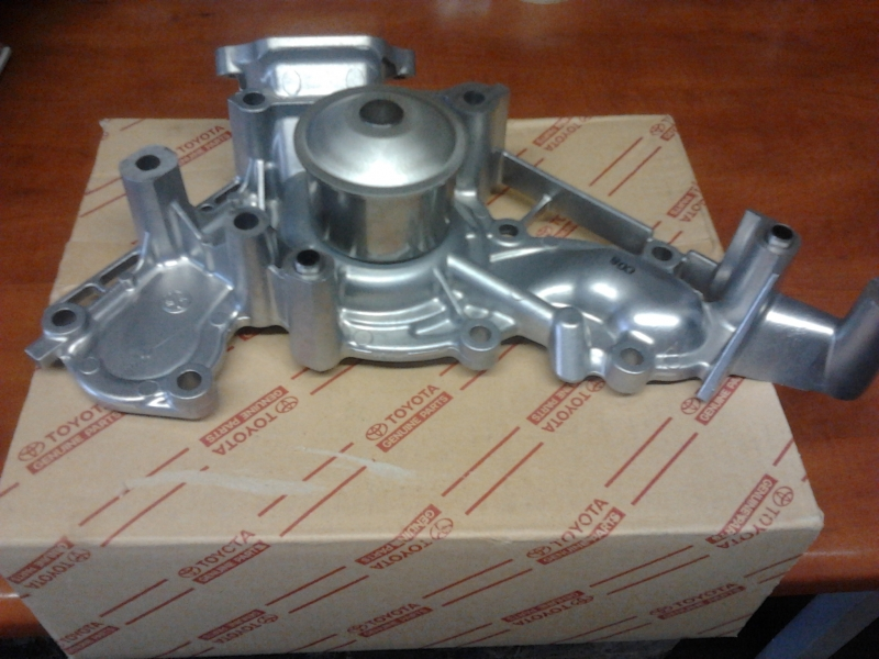 1uz lexus v8 waterpump