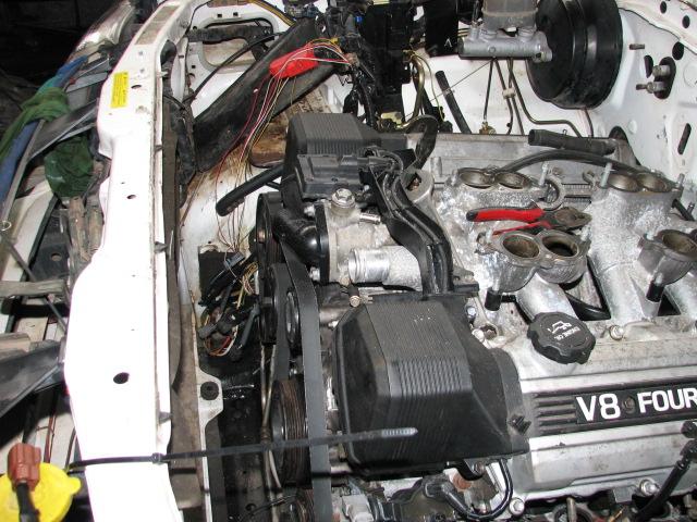 Nissan Hardbody Lexus V8 Conversion | Lexus V8 Products & Services