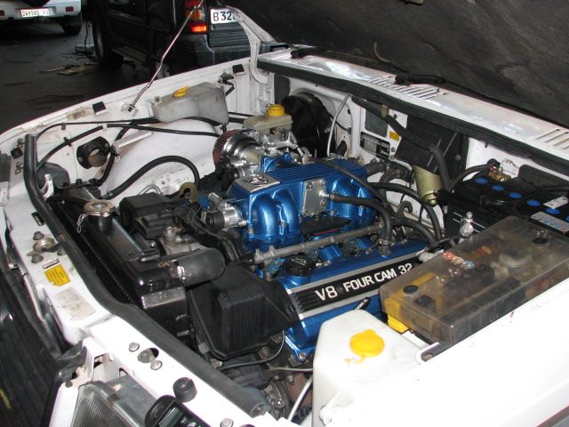 Tatta Lexus V8 Conversion