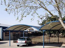 Carports Pretoria Steel Roofs Afdakke Chromadek Gutters